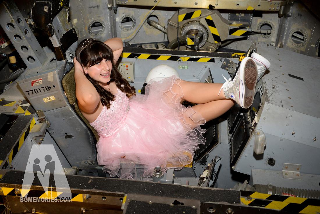 sadie in shuttle